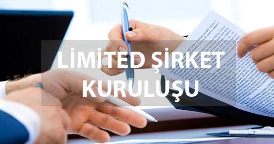 Limited-Şirket-Kuruluşu 2019 Limited Şirket Kuruluş Maliyeti